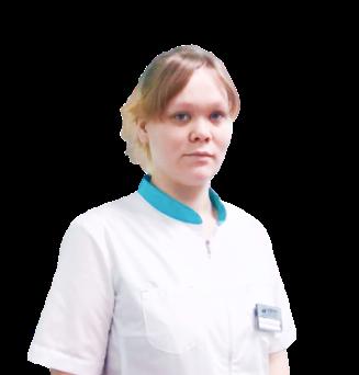 Усольцева Ксения Витальевна